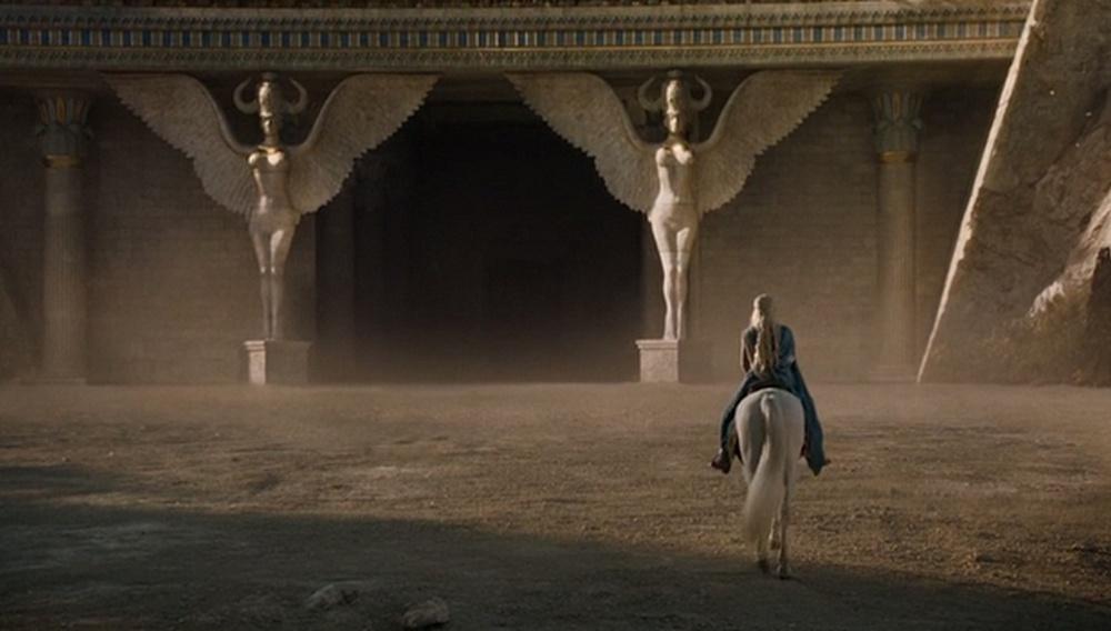«Game of Thrones», Κύκλος 4, Επεισόδιο 03: Σημειώσεις
