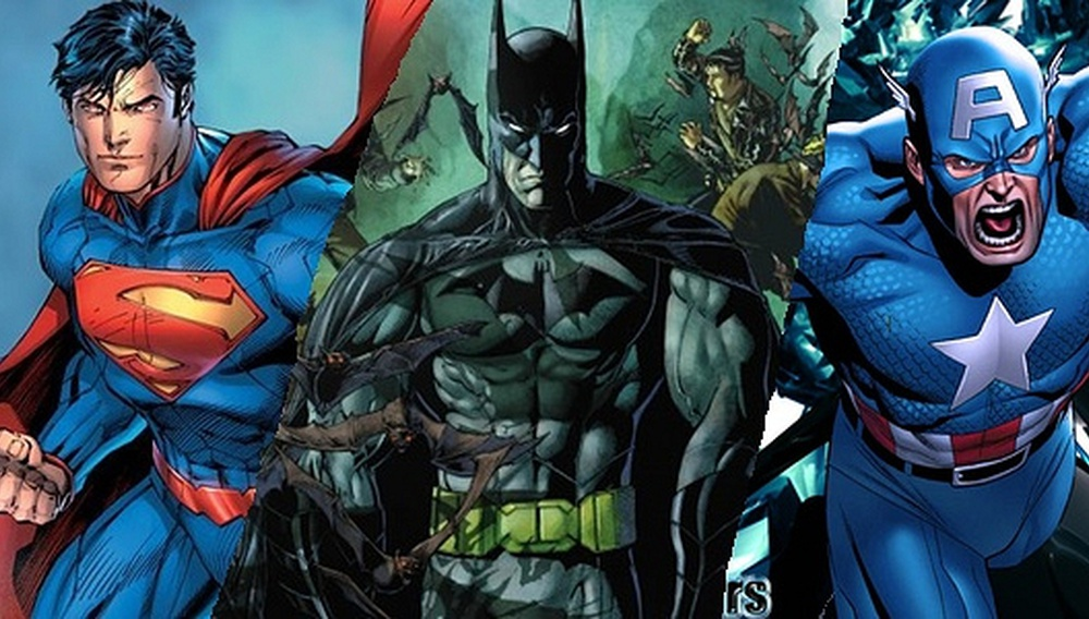 Captain America vs. Batman vs. Superman