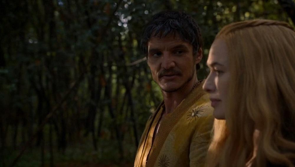 «Game of Thrones», Κύκλος 4, Επεισόδιο 05: Σημειώσεις