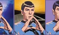 To Χόλιγουντ, ο Λευκός Οίκος, η NASA και οι γαλαξίες αποχαιρετούν τον Mr. Spock