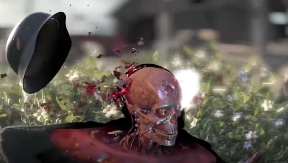Το αιματηρό βίντεο του Λευκού Οίκου για τα βιντεοπαιχνίδια έγινε viral