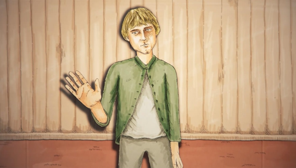 H ιστορία του «Smells Like Teen Spirit» των Nirvana σε ένα animated short από το φεστιβάλ του Sundance
