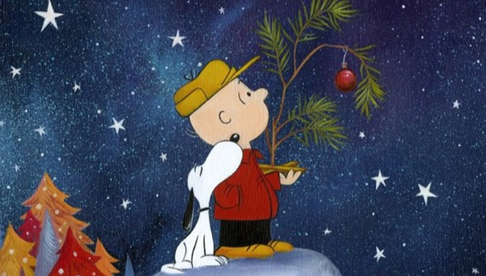 Τα πιο όμορφα χριστουγεννιάτικα δώρα είναι πάντα εμπνευσμένα από το «A Charlie Brown Christmas»