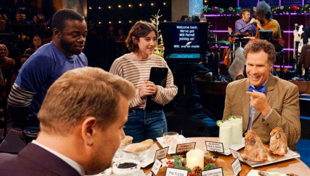 O Γουίλ Φέρελ είναι ο πιο αιρετικά αστείος καλεσμένος στη late night television
