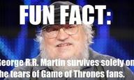 Ασχημα νέα για τους φανς του «Game of Thrones»