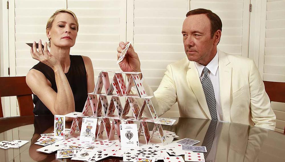 «Δεν ήξερα τον άνθρωπο»: Η Ρόμπιν Ράιτ μιλάει πρώτη φορά μετά την απομάκρυνση του Κέβιν Σπέισι από το «House of Cards»