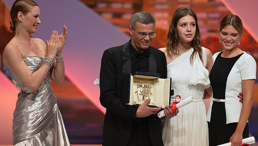 Κάννες 2013: Ο Χρυσός Φοίνικας ανήκει στο «La Vie d' Adele»