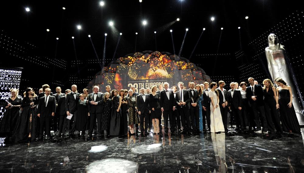 Ευρωπαϊκά Βραβεία 2015: O (ξανά) θρίαμβος του Πάολο Σορεντίνο!