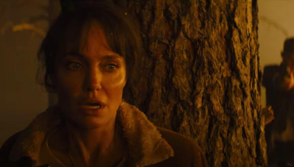 Ούτε με σφαίρες! Η Αντζελίνα Τζολί είναι πολύ σκληρή για να πεθάνει στο «Those Who Wish Me Dead»