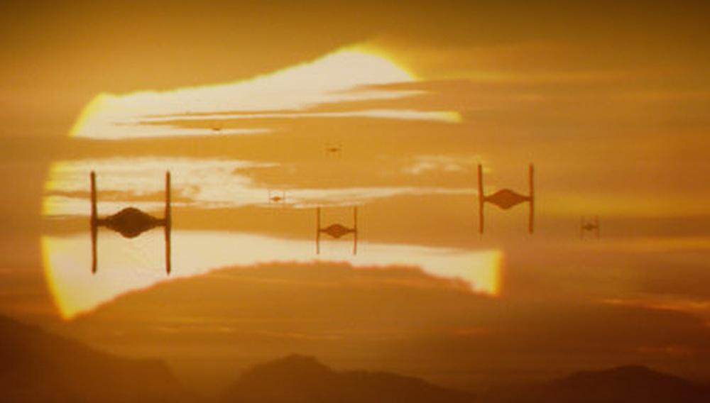 «Star Wars: Η Δύναμη Ξυπνάει»: Η δύναμη των εφέ είναι μαζί τους!