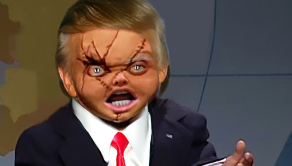 O Στίβεν Κινγκ εμπνέεται από τον Ντόναλντ Τραμπ για την πιο τρομακτική ιστορία που έγραψε ποτέ