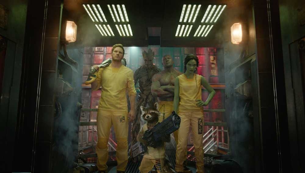 It came from outer space: Οι «Φύλακες του Γαλαξία» μιλούν στο Flix