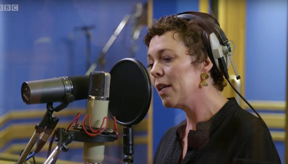 H Ολίβια Κόλμαν και η Φίμπι Γουόλερ-Μπριτζ ηχογραφούν το «Glory Box» των Portishead για φιλανθρωπικό σκοπό