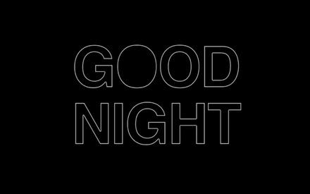Good Night trailer