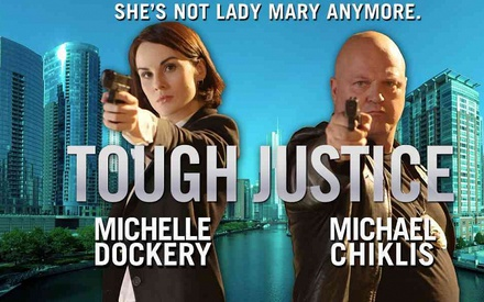 Tough Justice: Michelle Dockery is not Lady Mary any more