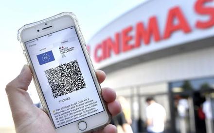 70% πτώση στους κινηματογράφους της Γαλλίας μετά τα νέα μέτρα εισόδου των θεατών