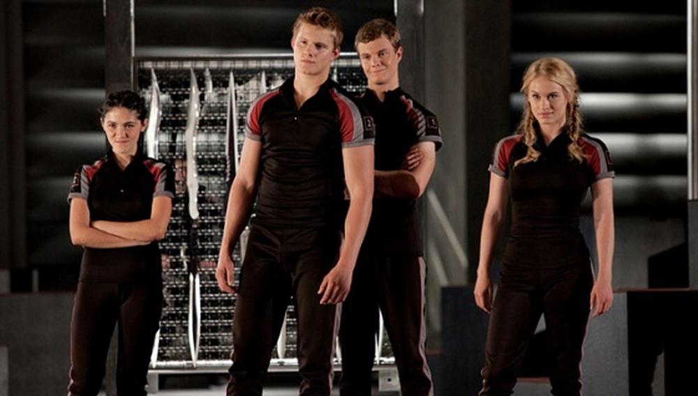 Ο γιος της Μεγκ Ράιαν και του Ντένις Κουέιντ στο «Hunger Games»