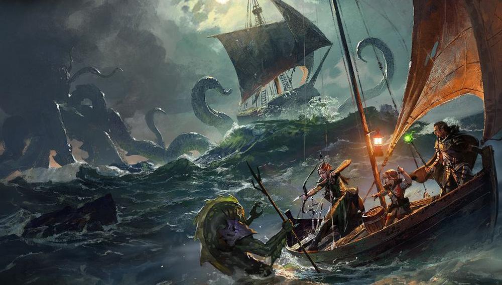 Ετοιμάζεται τηλεοπτική σειρά βασισμένη στο σύμπαν του «Dungeons & Dragons»