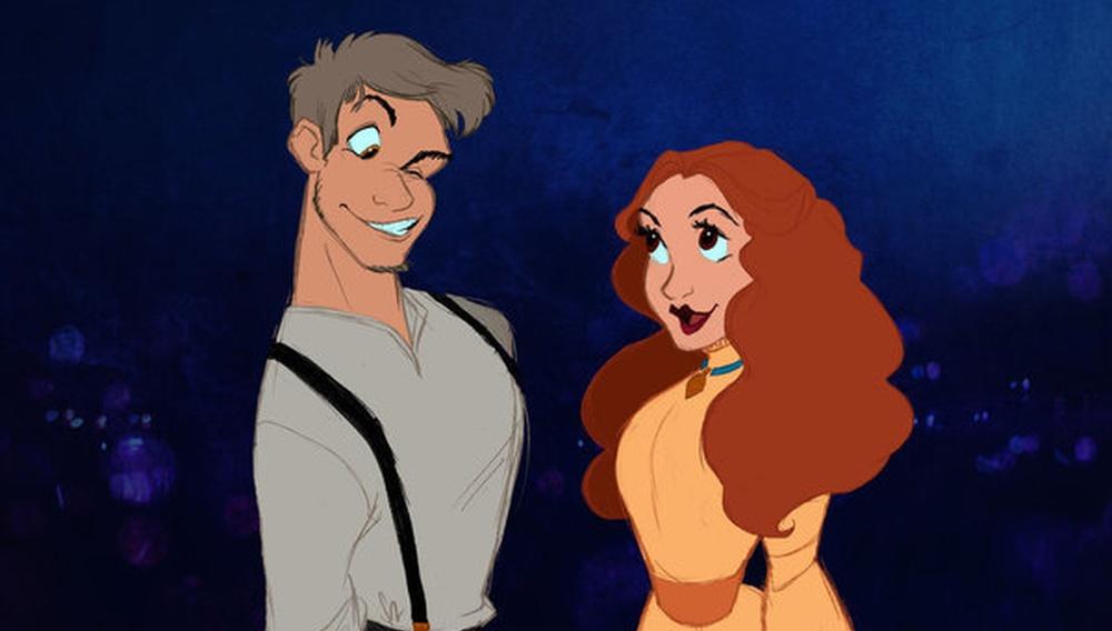 Πώς θα έμοιαζαν οι διάσημοι πρωταγωνιστές του Disney ζωικού βασιλείου αν... ήταν άνθρωποι;