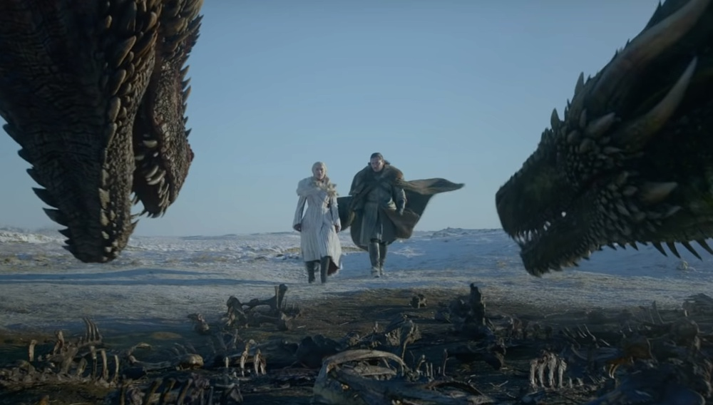 «Ξέρω το θάνατο. Εχει πολλά πρόσωπα»: Αυτό είναι τo τρέιλερ για τον τελευταίο κύκλο του «Game of Thrones»