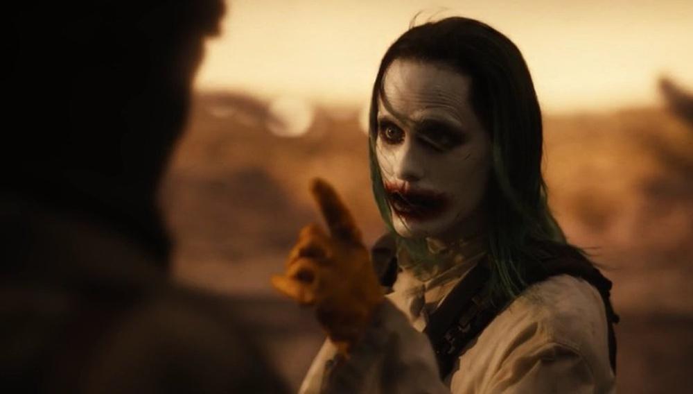 «Zούμε σε μια κοινωνία…» Δείτε την σκηνή με το μονόλογο του Joker από το «Zack Snyder's Justice League»