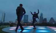 Ράιαν Γκόσλινγκ, Ρούνι Μάρα, Μάικλ Φασμπέντερ και Πάτι Σμιθ σε σκηνές από το «Song to Song» του Τέρενς Μάλικ