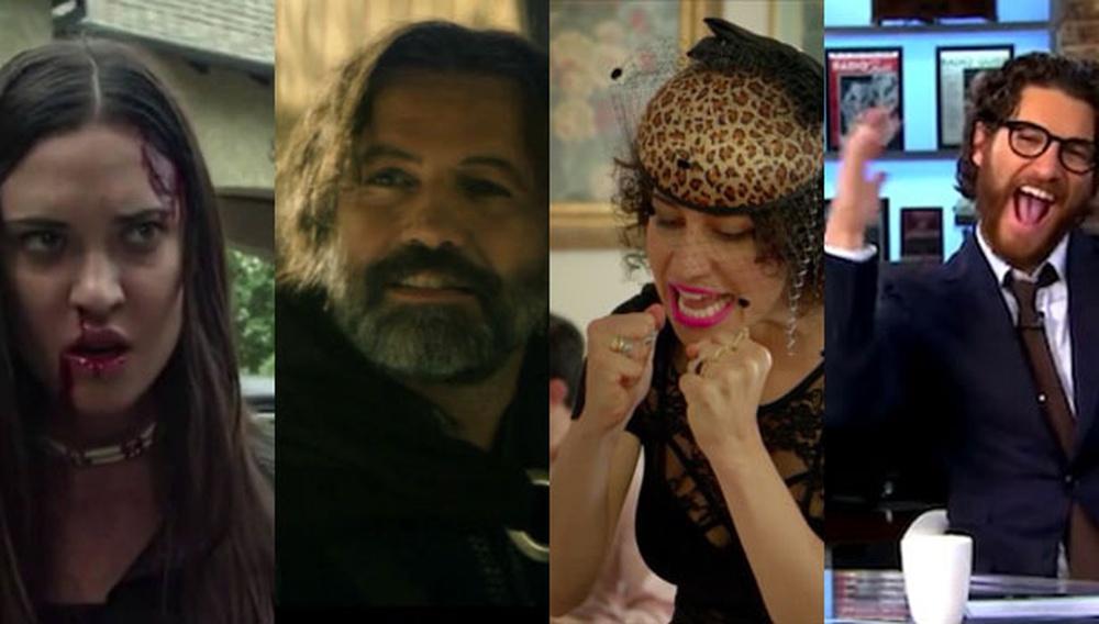Βρωμόξυλο, μεταμεσονύκτιος Μπίλι Ζέιν και παρουσιαστές με αμηχανία: 4 επεισόδια για να δεις