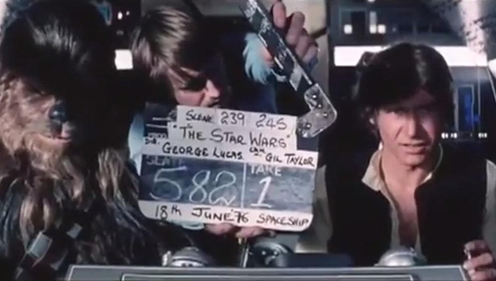 Ποιος θέλει να δει βίντεο με τα bloopers των Star Wars;
