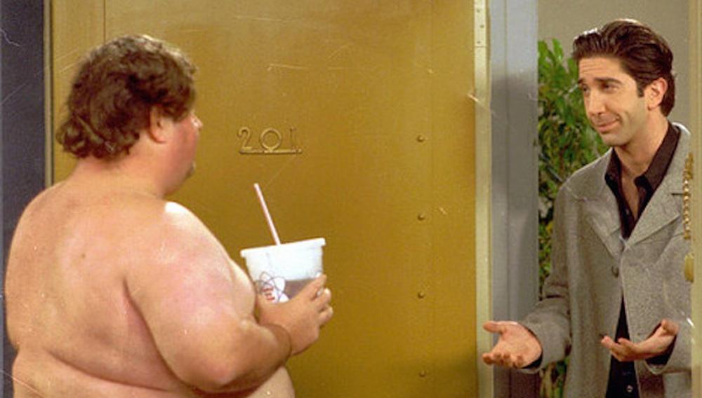 Επιτέλους μάθαμε ποιος είναι ο «Ugly Naked Guy» στα «Φιλαράκια»