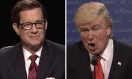Τομ Χανκς εναντίον Ντόναλντ Τραμπ (δείτε όλα τα βίντεο του Saturday Night Live)