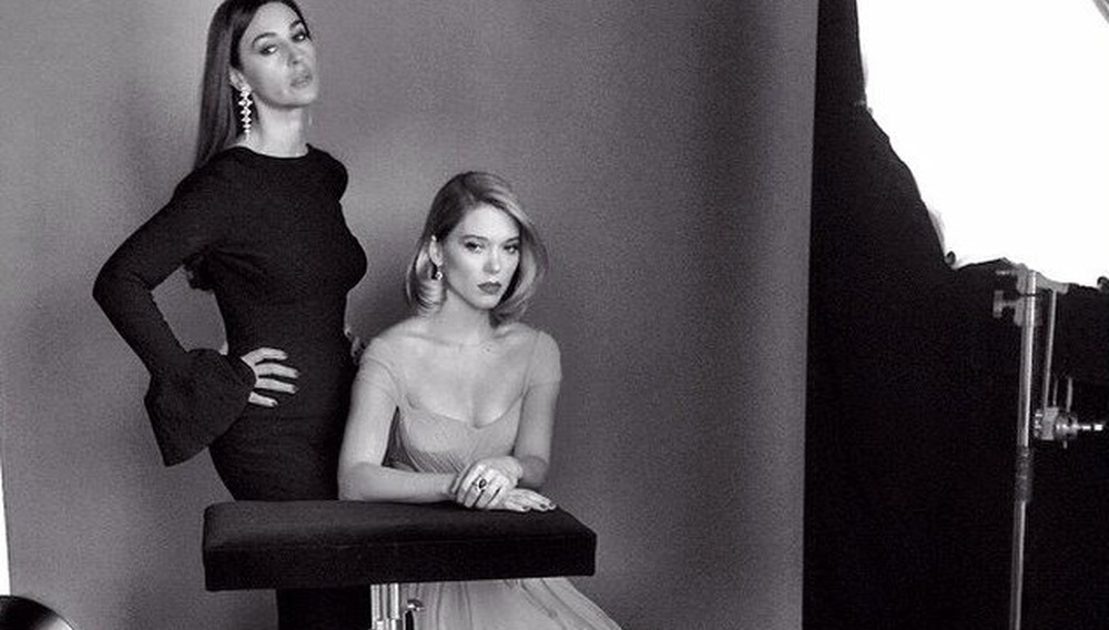 H Μόνικα Μπελούτσι και η Λέα Σεντού δεν είναι δύο απλά Bond Girls!