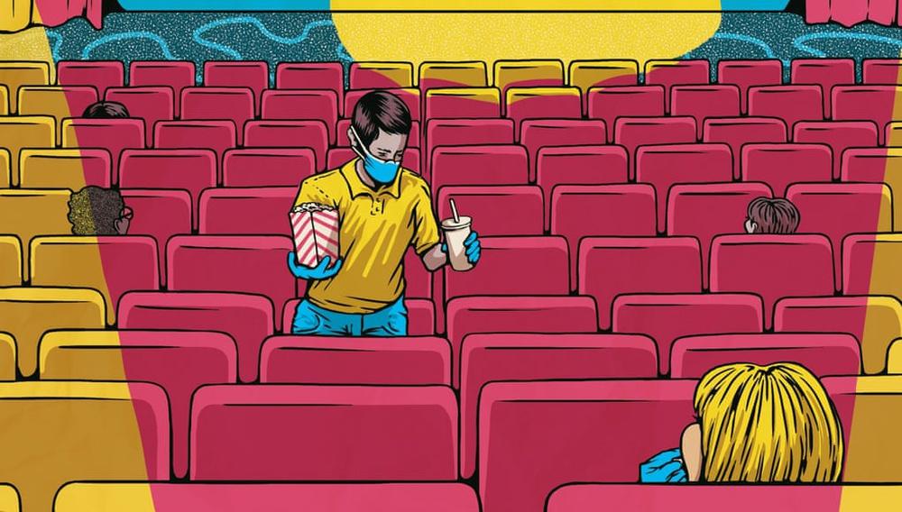 Το σχέδιο για ανοιχτά σινεμά το χειμώνα σε... 4 επίπεδα επιφυλακής, εν μέσω πανδημίας