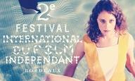 H Αριάν Λαμπέντ, μούσα του 2ου Διεθνούς Φεστιβάλ Ανεξάρτητου Κινηματογραφου του Μπορντό