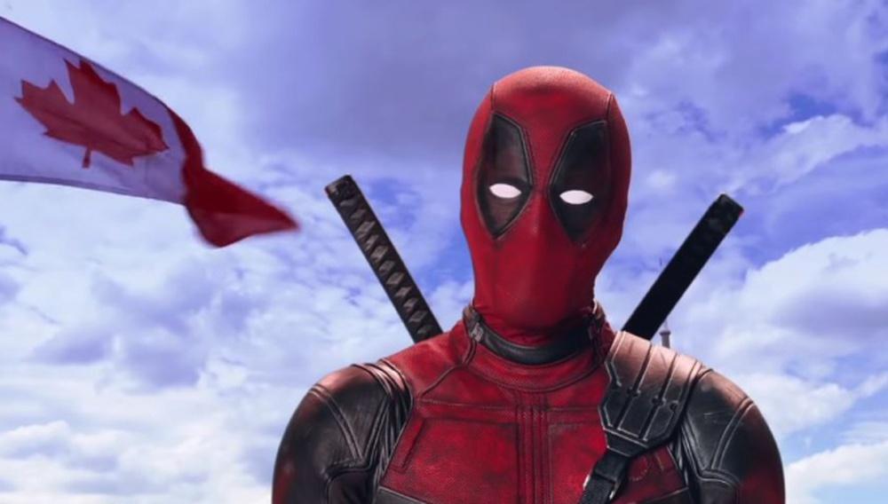 O Deadpool θέλει τον Καναδά στη Eurovision!