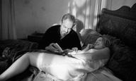 Πιο όμορφο κι απ' την ταινία: Η Μπριζίτ Λακόμπ φωτογραφίζει στο πλατό του «Spectre»