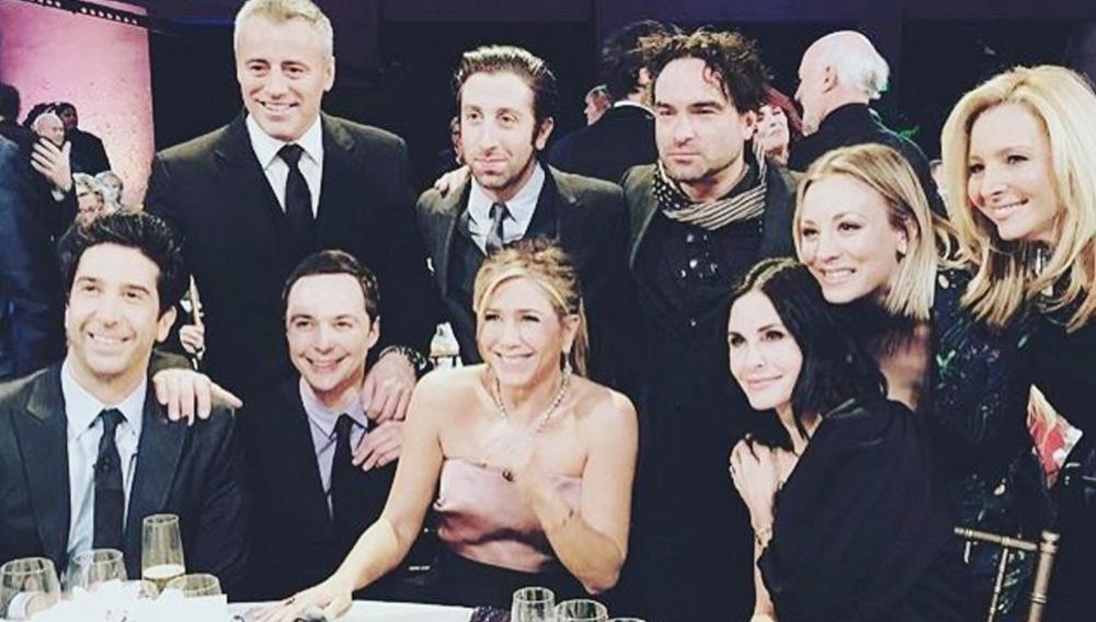 Να πώς θα μοιάζει (περίπου) το reunion των «Friends»!