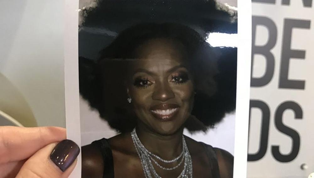 Say cheese! Polaroids από τις 75ες Χρυσές Σφαίρες