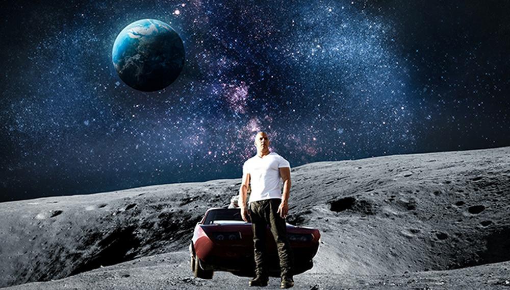 Είναι αλήθεια: Στο «Fast & Furious 9», ο Ντόμινικ Τορέτο θα πάει στο διάστημα. Με το αυτοκίνητο, φυσικά