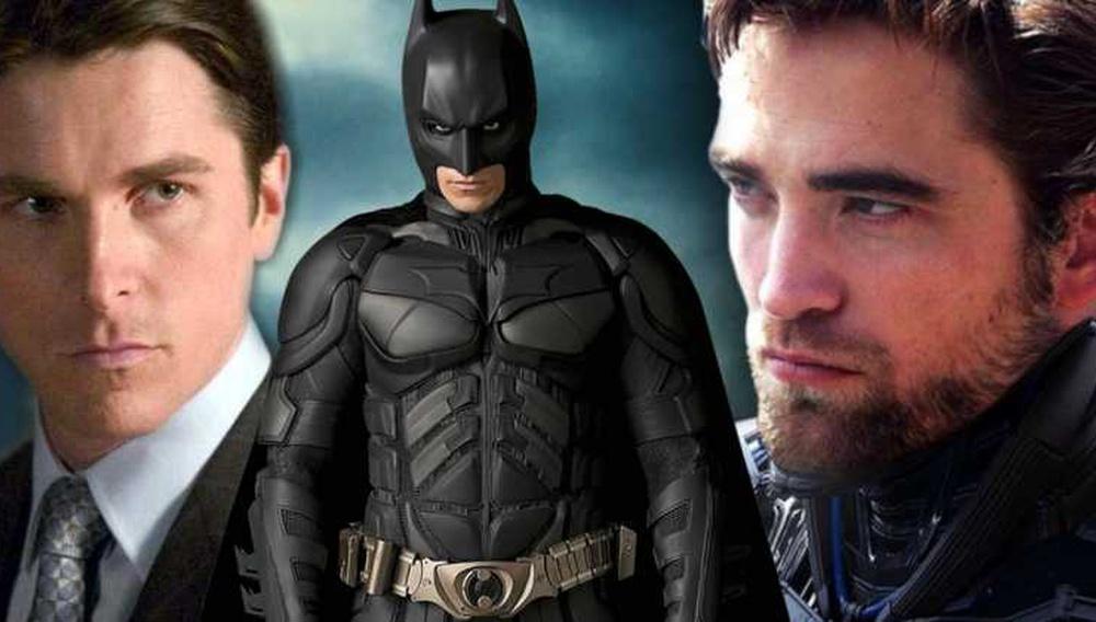 Γιατί ο Κρίστιαν Μπέιλ εγκρίνει τον Ρόμπερτ Πάτινσον ως νέο Batman (και τι τον συμβουλεύει);