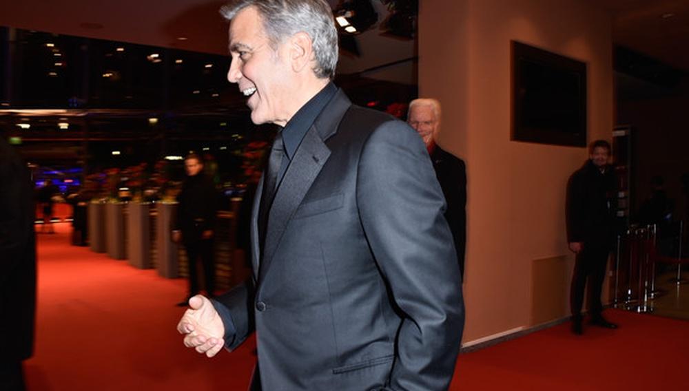 Berlinale 2016: Μέρα 1η / Χαίρε Τζορτζ!