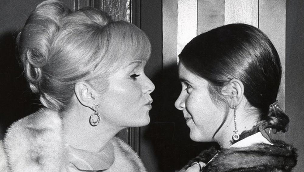Η Ντέμπι και η Κάρι: μια μεγάλη ζωή σε υπέροχες φωτογραφίες