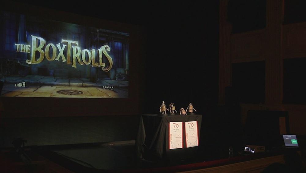 Animasyros 7.0 Mέρα 3η: Ο Μαρκ Σαπίρο μας βάζει στο παρασκήνιο των «Boxtrolls»