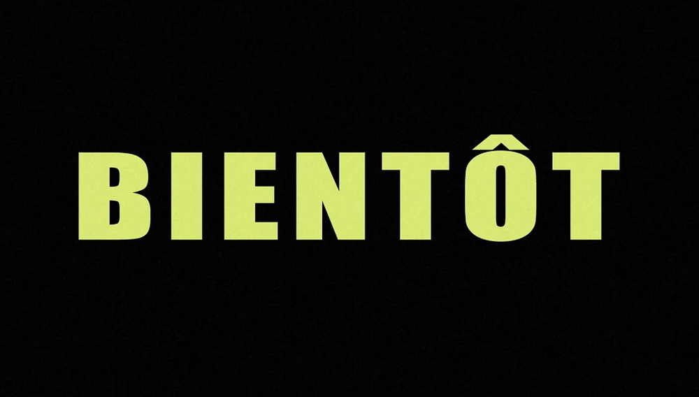 14ο Φεστιβάλ Γαλλόφωνου Κινηματογράφου: «Bientôt»