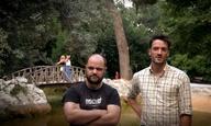 Ο Μάκης Παπαδημητρίου κι ο Ανδρέας Κωνσταντίνου... γυρίζουν τον κόσμο