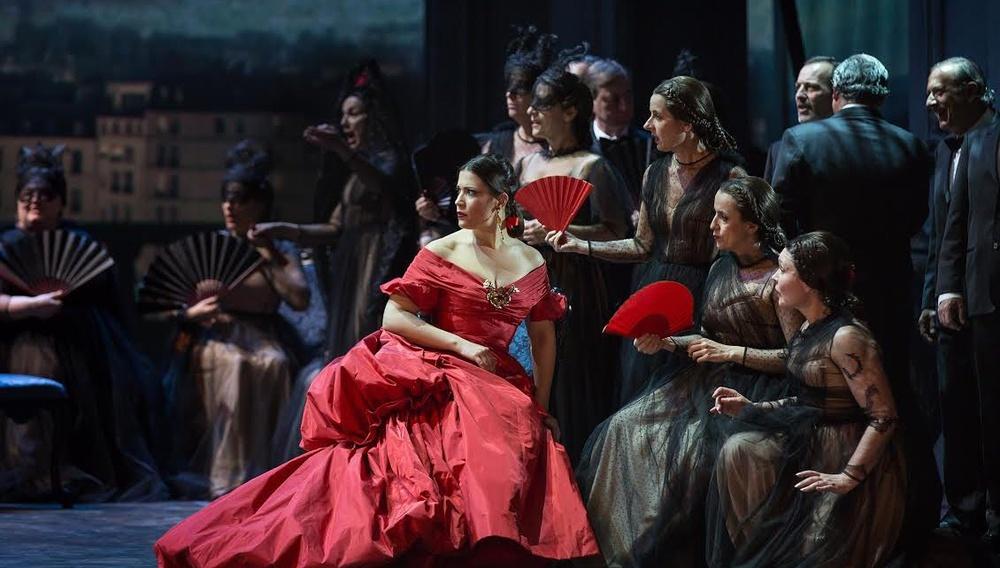 H «La Traviata» της Σοφία Κόπολα έρχεται στις αίθουσες