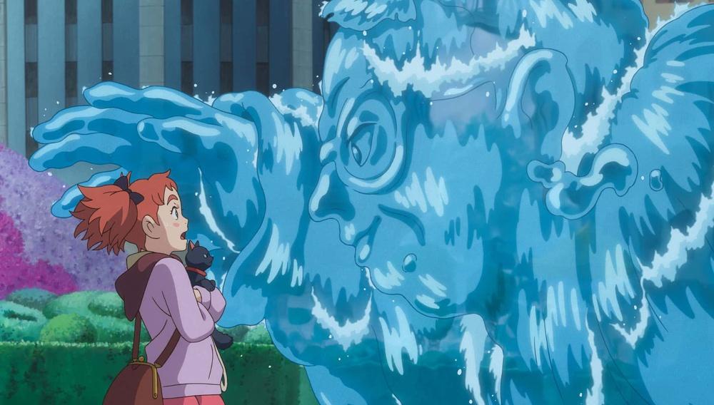 Το «Mary and the Witch's Flower» συνεχίζει την ένδοξη κληρονομιά του Studio Ghibli