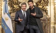 Ο Ρικάρντο Νταρίν κι ο Σαντιάγο Μίτρε μιλούν στο Flix για πολιτική και (φυσικά) σινεμά