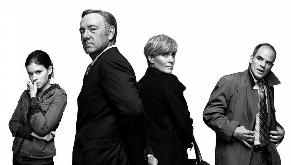 «House of Cards»: Ο Ντέιβιντ Φίντσερ έχει φουλ του άσσου!