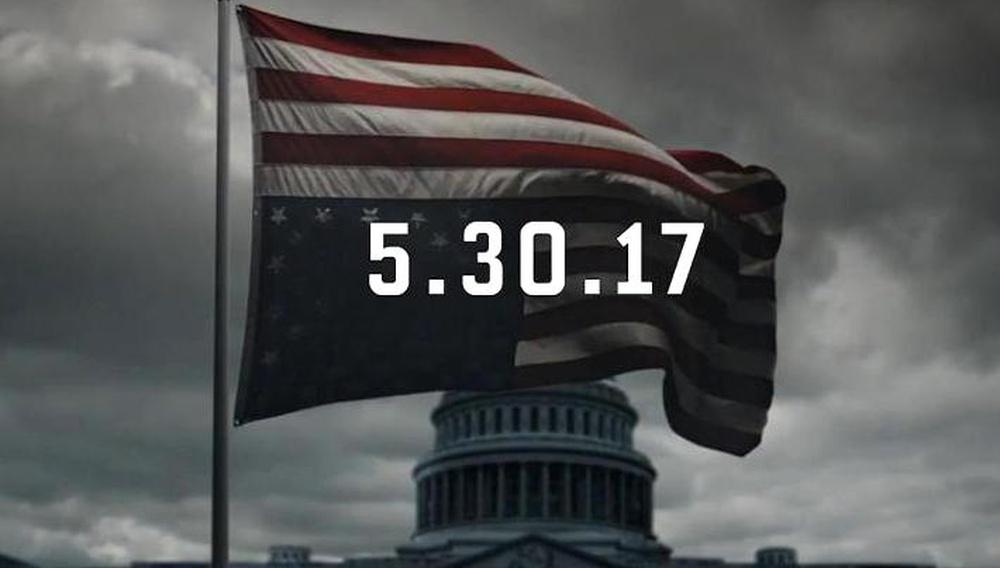 Κανένας Τραμπ! Ο Φρανκ Αντεργουντ είναι έτοιμος για τον 5ο κύκλο του «House of Cards»