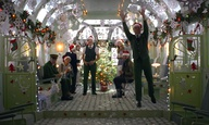 O Γουές Αντερσον φέρνει πιο κοντά τα Χριστούγεννα!